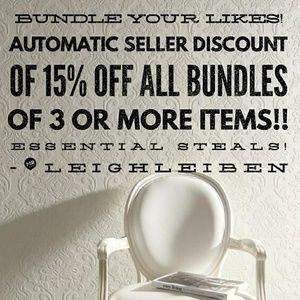 Other - 🌌💘Seller Discount of 15% Off 3 Item Bundles!💘🌌